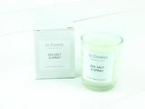 Plant Wax Small Candle