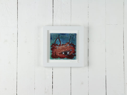 CRAB MEDIUM ART FRAME