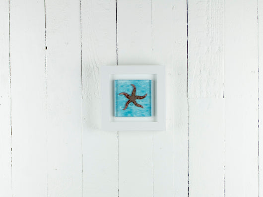 Starfish Small Art Frame