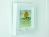 Coastal Sunrise Small Art Frame