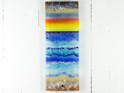 Sunset Small Wall Panel