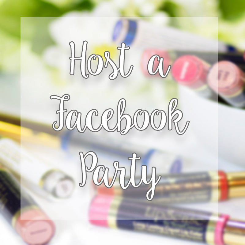 Lipsense Facebook  Party
