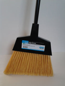 "12"" Angled Broom - Flagged"