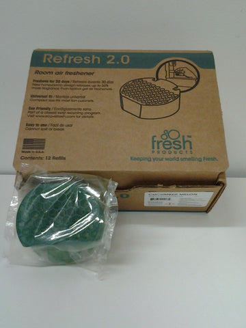 Refresh 2.0 Air Freshener - Box of 12