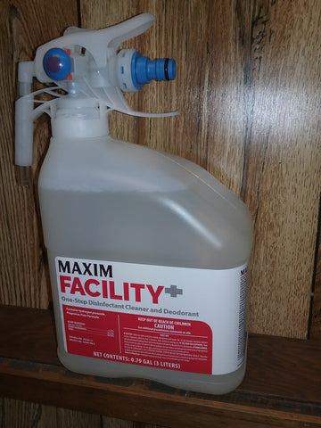 FACILITY+ - One-Step Disinfectant Cleaner