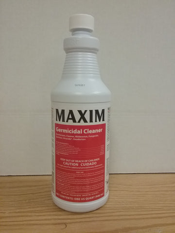 Germicidal Cleaner - 1 Qt.