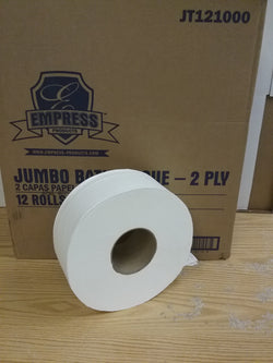 Bath Tissue Premium Jumbo Roll - 9""