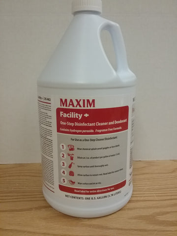 Facility + Disinfectant Cleaner and Deodorant - Gallon