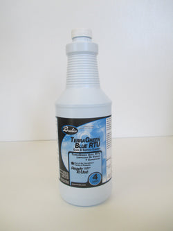 Terragreen Blue RTU Glass Cleaner