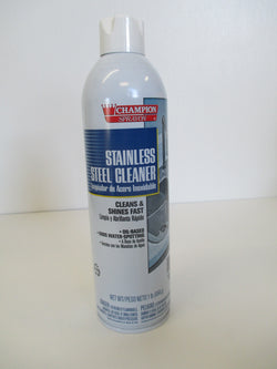 Stainless Steel Cleaner Oil Based