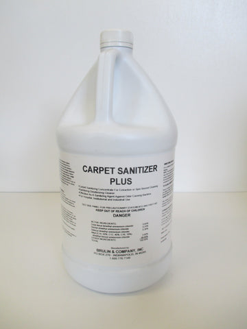 Carpet Sanitizer Plus