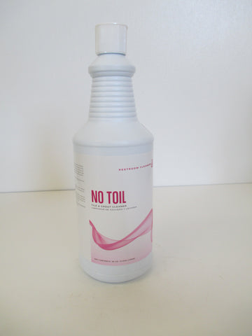 No Toil Tile & Grout Cleaner