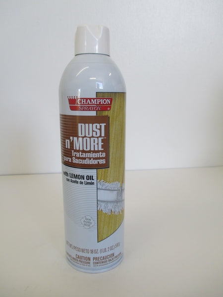 Dust n' More with Lemon Oil