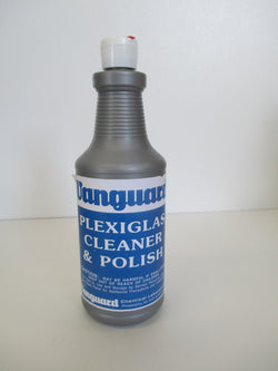 Plexiglass Cleaner & Polish