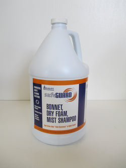 Safeguard Bonnet, Dry Foam, Mist Shampoo