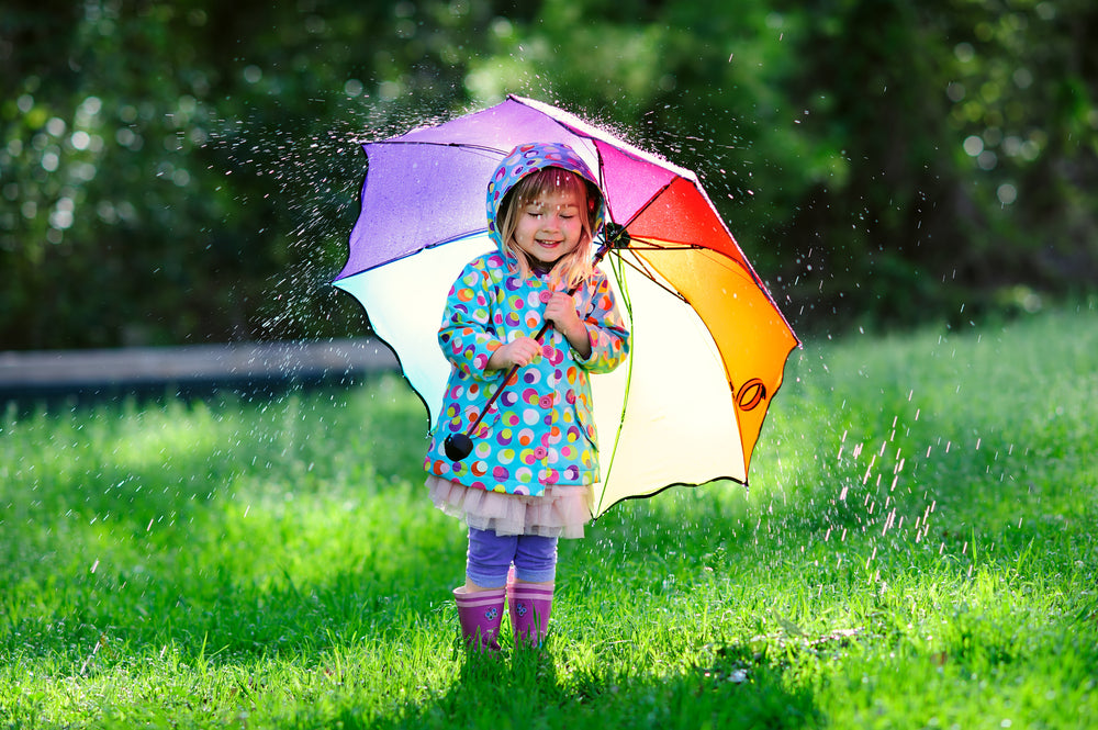 4 Fun Things to Do With a Kid on a Rainy Day