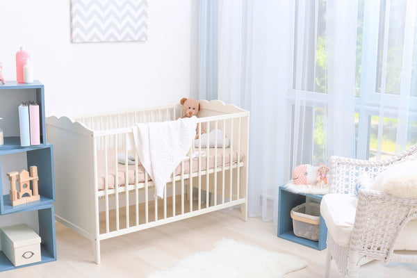 How Often Should You Change a Baby's Bedding?