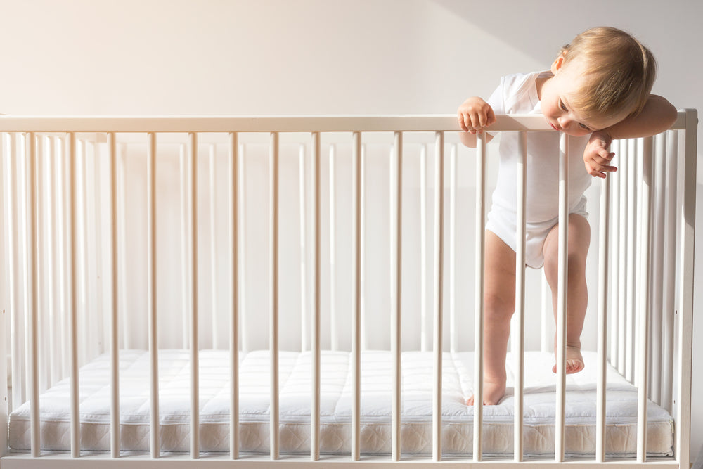 Better Toddler Sleep: Dealing with Crib Antics