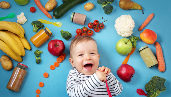 Fun Summer Snack Ideas for Babies