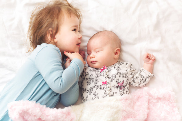 Tips to Prepare Your Toddler for a New Sibling