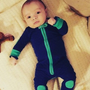 warm pajamas for babies