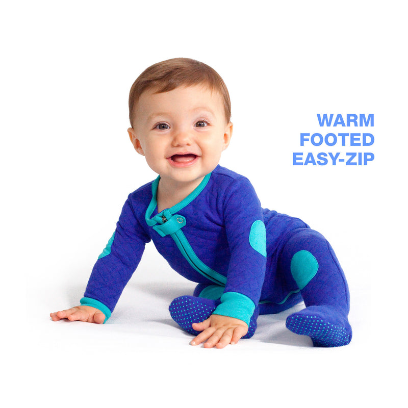 1bcbb71fd715 Baby Footed Pajamas