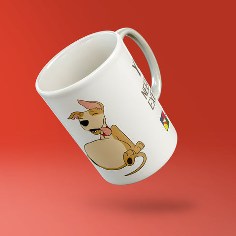 The Fat Dog Magic Mug