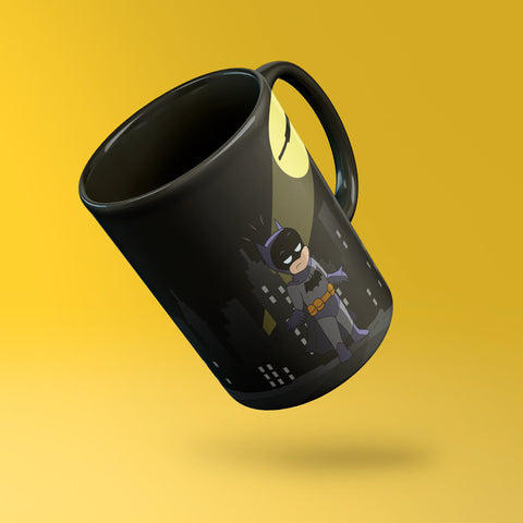 The Indian Batman Magic Mug