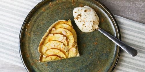 Low-Calorie Apple Tart