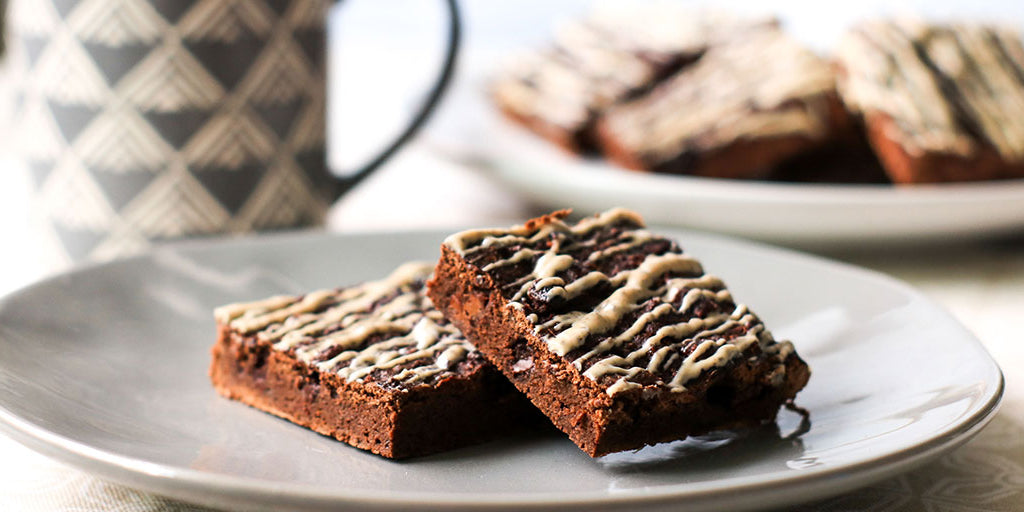 Low-Cal Coffee Brownies (Brownie Mix)