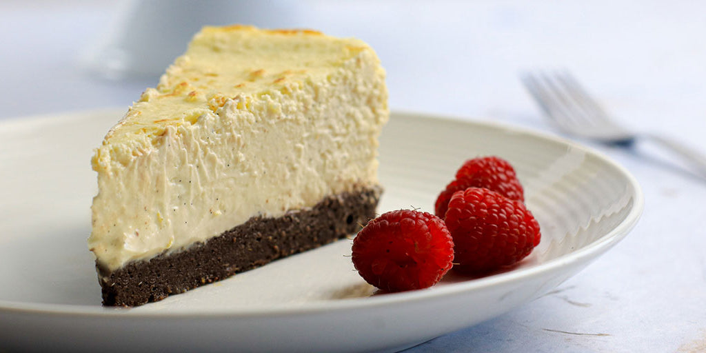 New York Style Baked Brownie Cheesecake