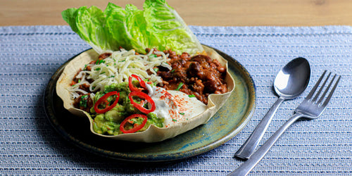 Low-Calorie Chilli Bowl