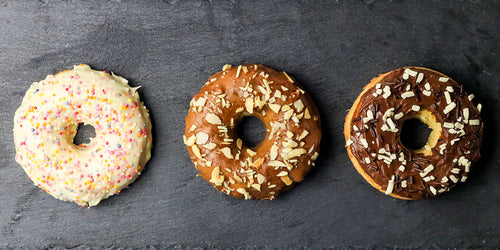How To Make Easy Low Carb Doughnuts