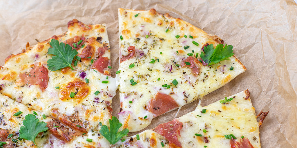 Lo-Dough/Eatlean Protein Pizza