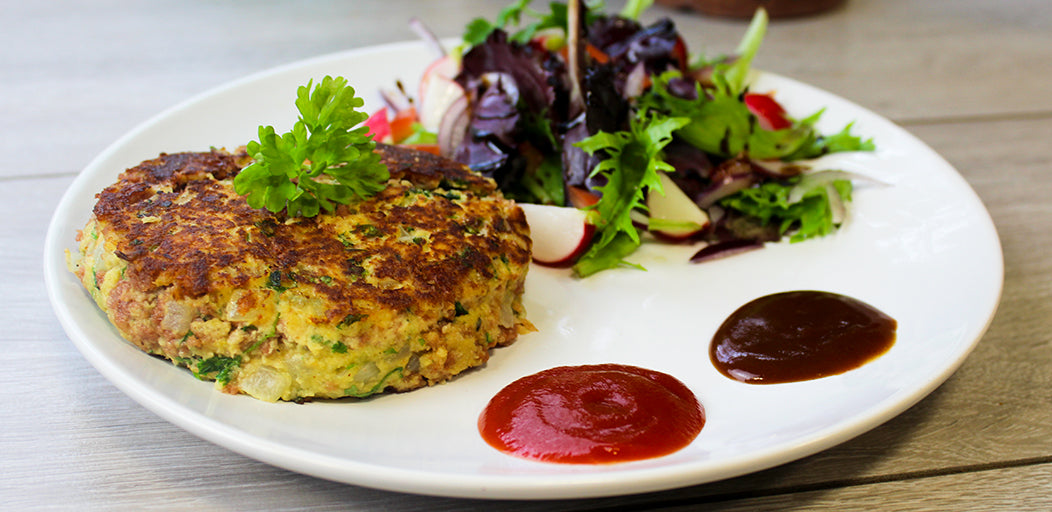 Low Carb Corned Beef Hash Cake Healthy Brunch Recipes Lo Dough