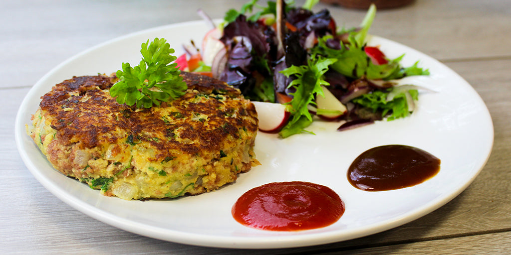 Low Carb Corned Beef Hash Cake