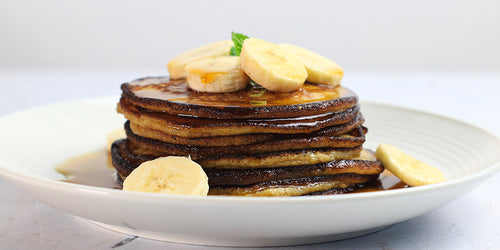 6 Easy  Low Calorie Pancake Recipes