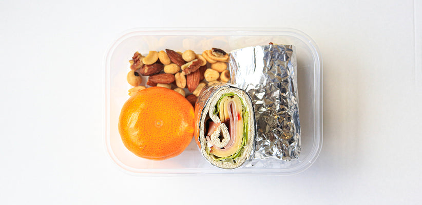 10 Low Calorie Lunch Ideas