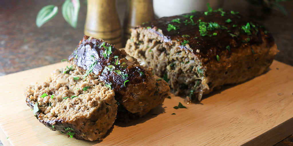 Photo of Ultimate Low Carb Meatloaf