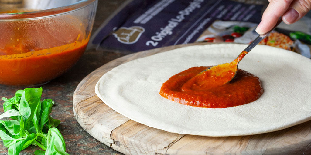 Ultimate Tomato Puree-Based Pizza Sauce