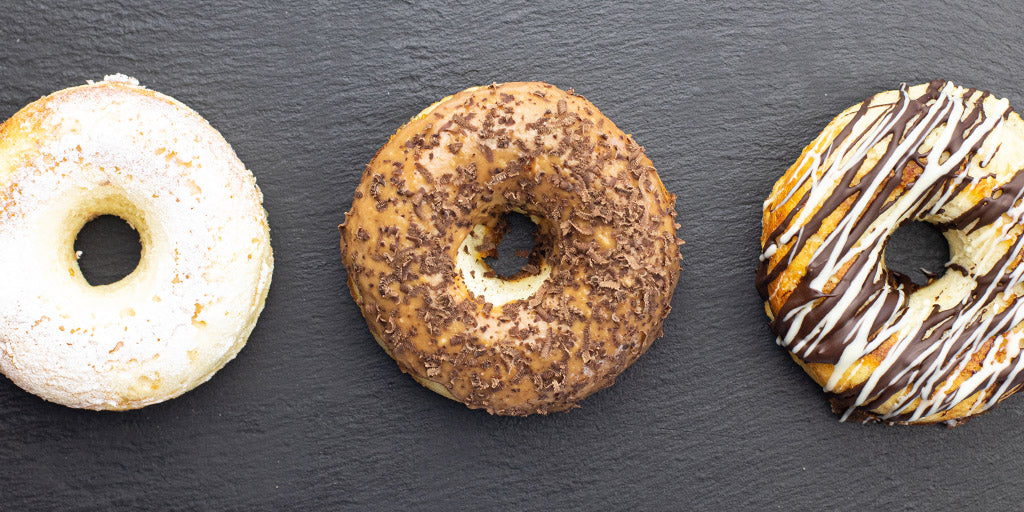 Low-Carb Protein Donuts