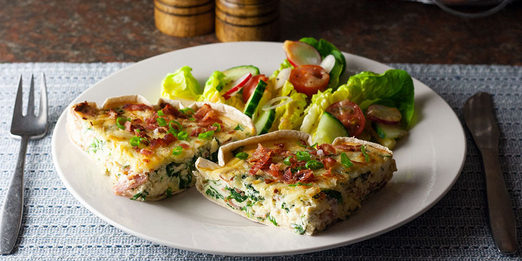 Photo of Keto Quiche