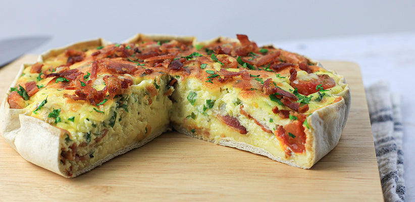 12 Quiche Recipes Under 5g Carbs