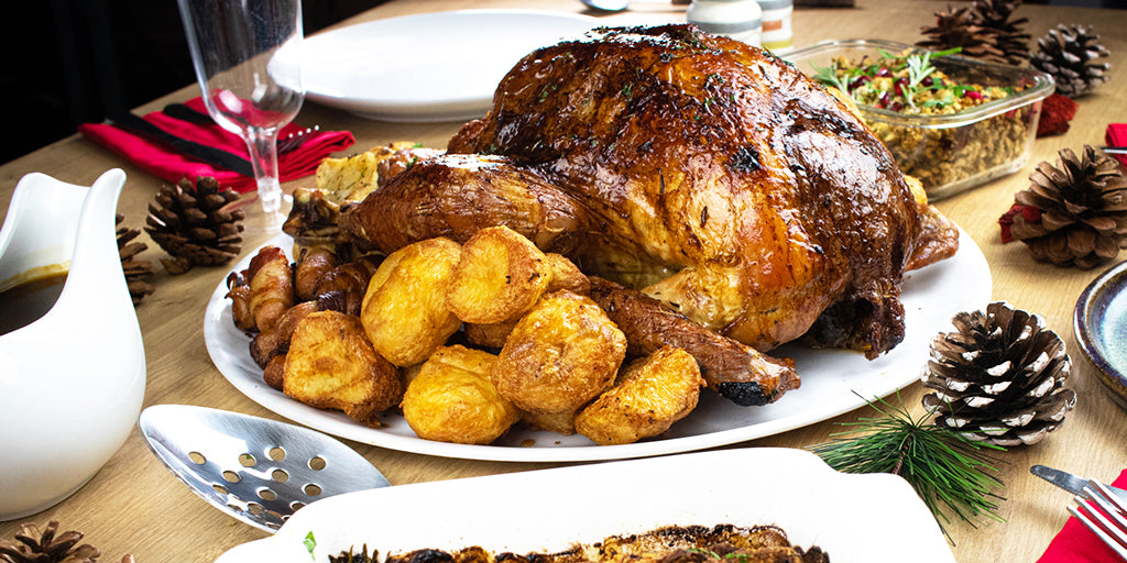 Best Slimming Roast Potatoes