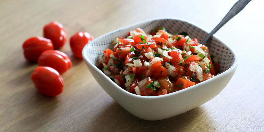 Pico De Gallo (Tomato & Onion Salsa)
