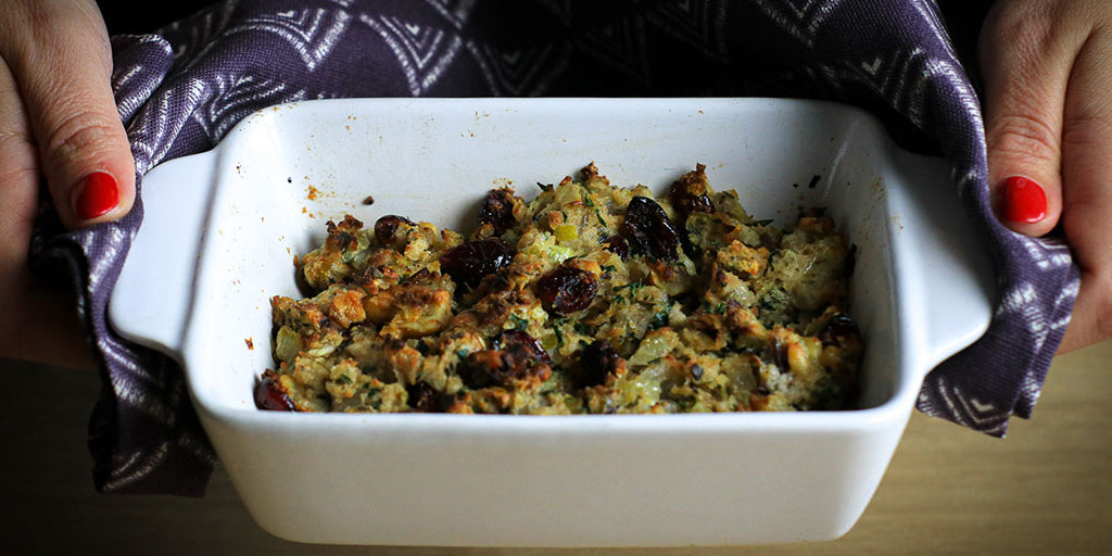 Low-Carb Christmas Stuffing