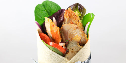 Peri Peri Chicken Wrap