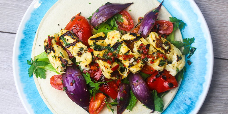 Ultimate Healthy Halloumi Recipes