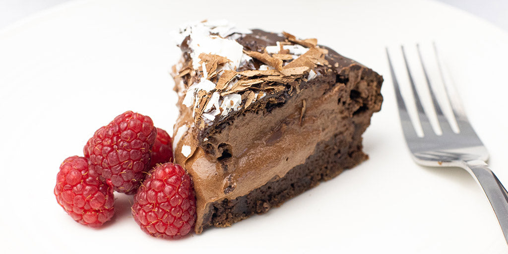 Low-Calorie Chocolate Cake
