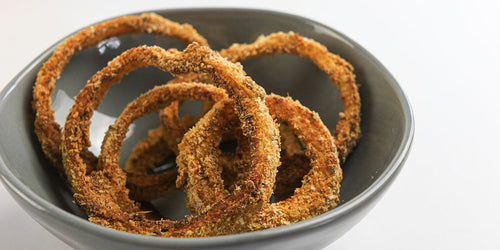 Low-Cal Onion Rings